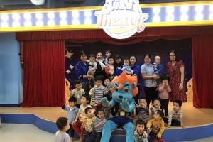 Một ngày vui chơi tại tiNiWord - Sparkling Stars Montessori