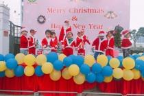 Giáng sinh an lành - Sparkling Stars Montessori